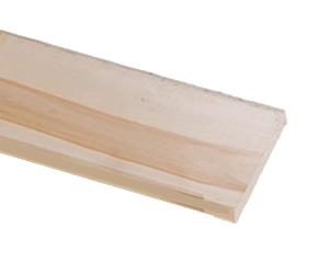 Aspen Dry Lumber
